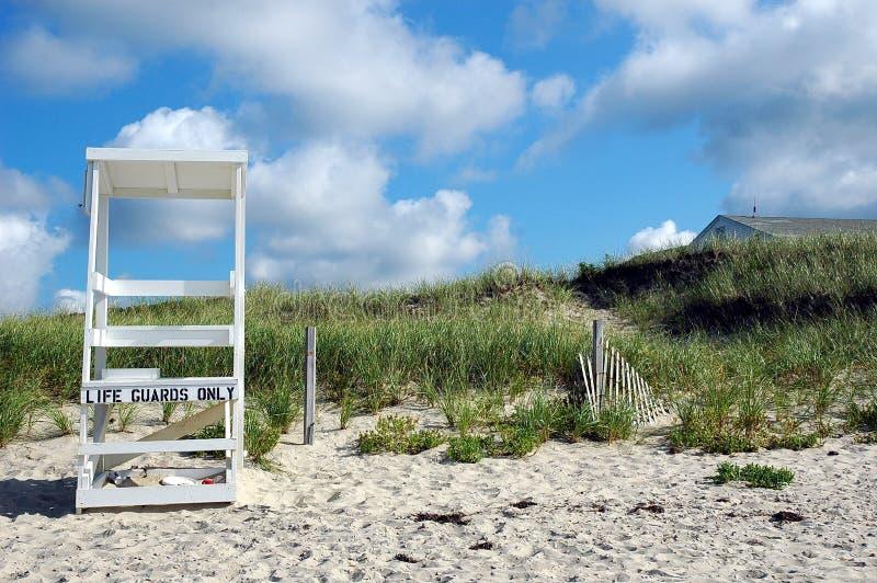 Praia do bacalhau de cabo fotos de stock royalty free