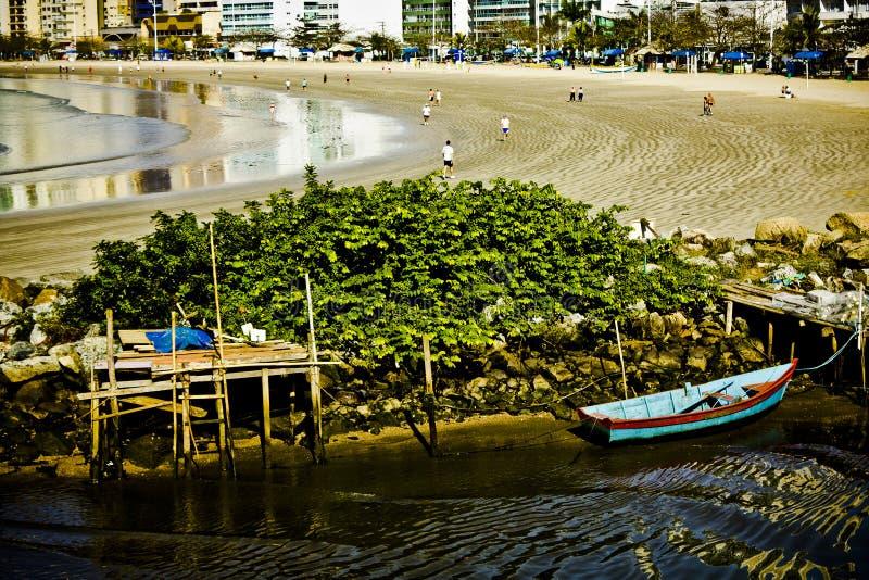 Praia do Centro στοκ φωτογραφίες με δικαίωμα ελεύθερης χρήσης