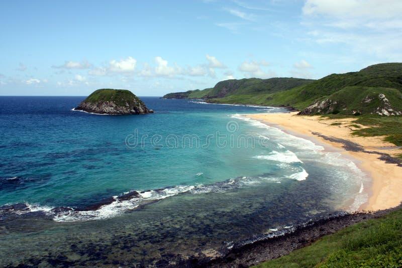 Praia do Leão royalty-vrije stock foto's