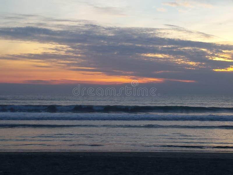 Praia do mar fotografia de stock royalty free