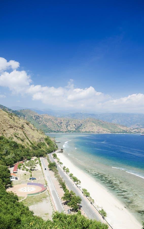 Download Praia Do Rei De Cristo Em Timor-Leste Foto de Stock - Imagem de praia, tourism: 29842698