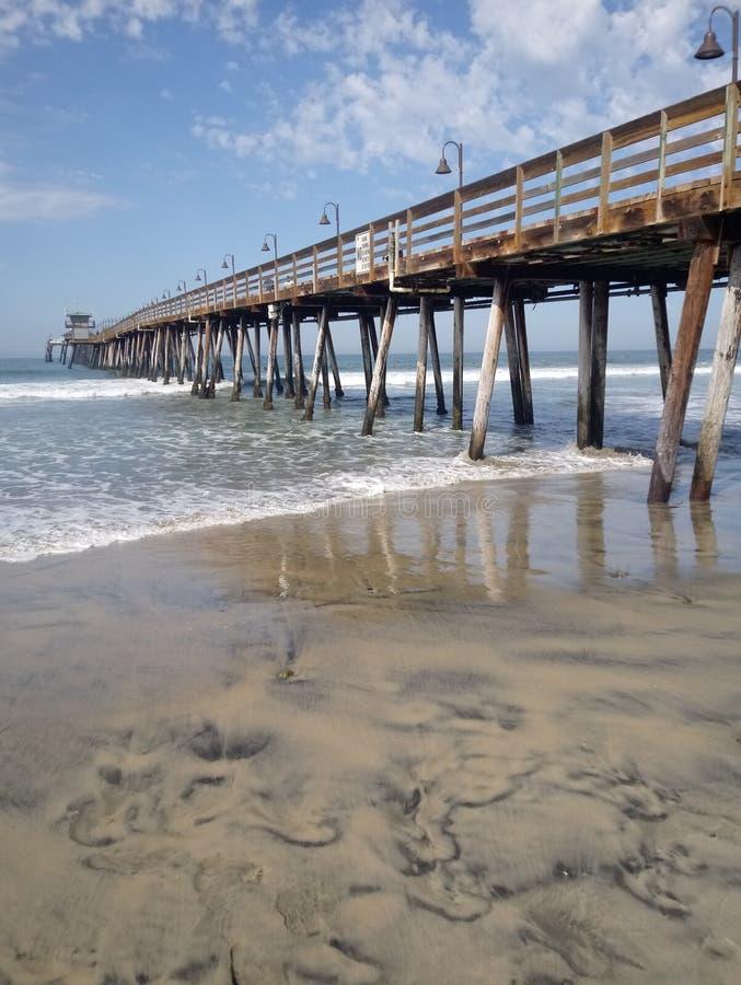 Praia imperial foto de stock royalty free