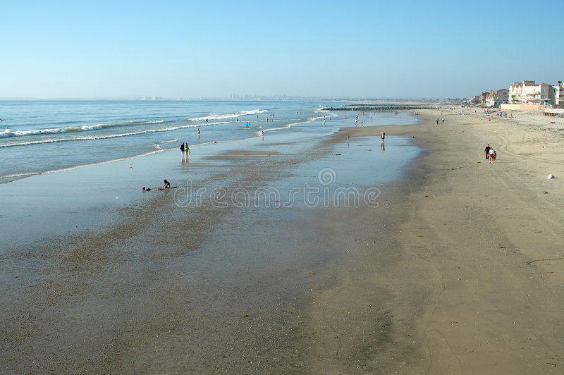 Praia imperial fotos de stock royalty free