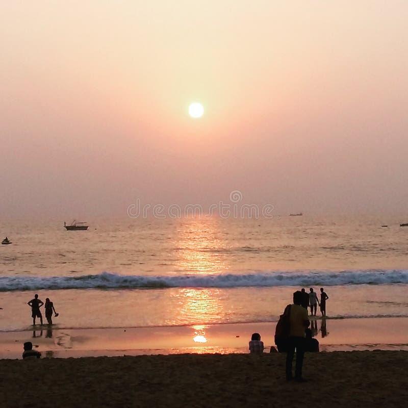 praia indiaincredible da natureza fotos de stock