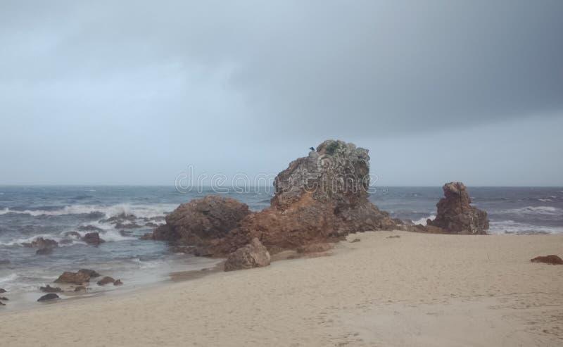 Praia principal fotos de stock royalty free