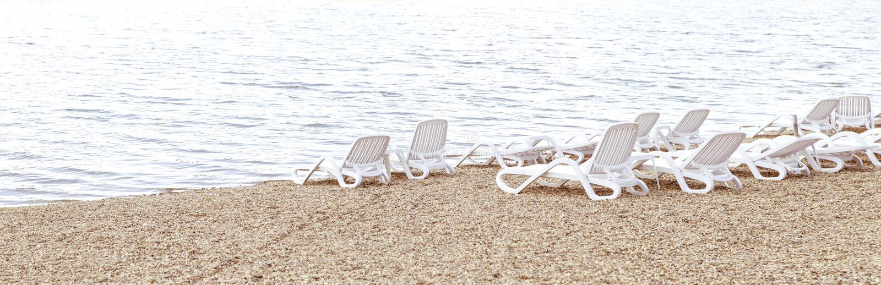 Praia vaga imagens de stock