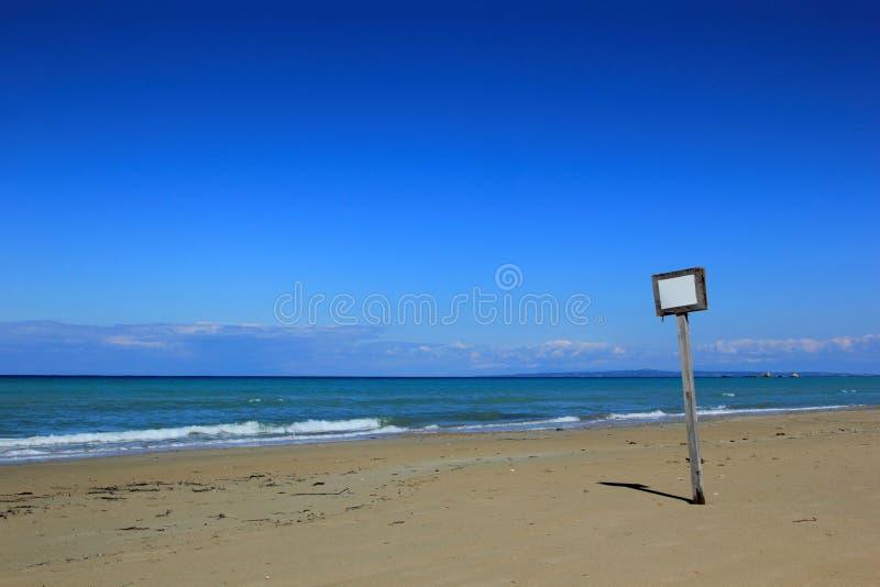 Praia Zakynthos de Tsilivi fotografia de stock royalty free