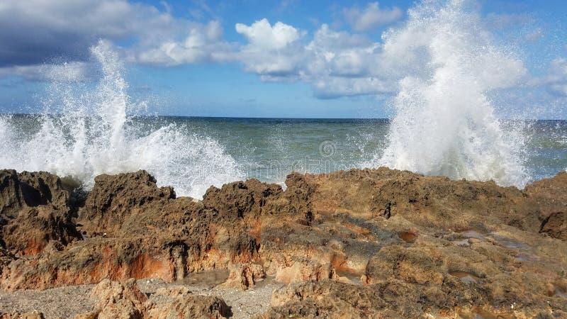 Praias foto de stock