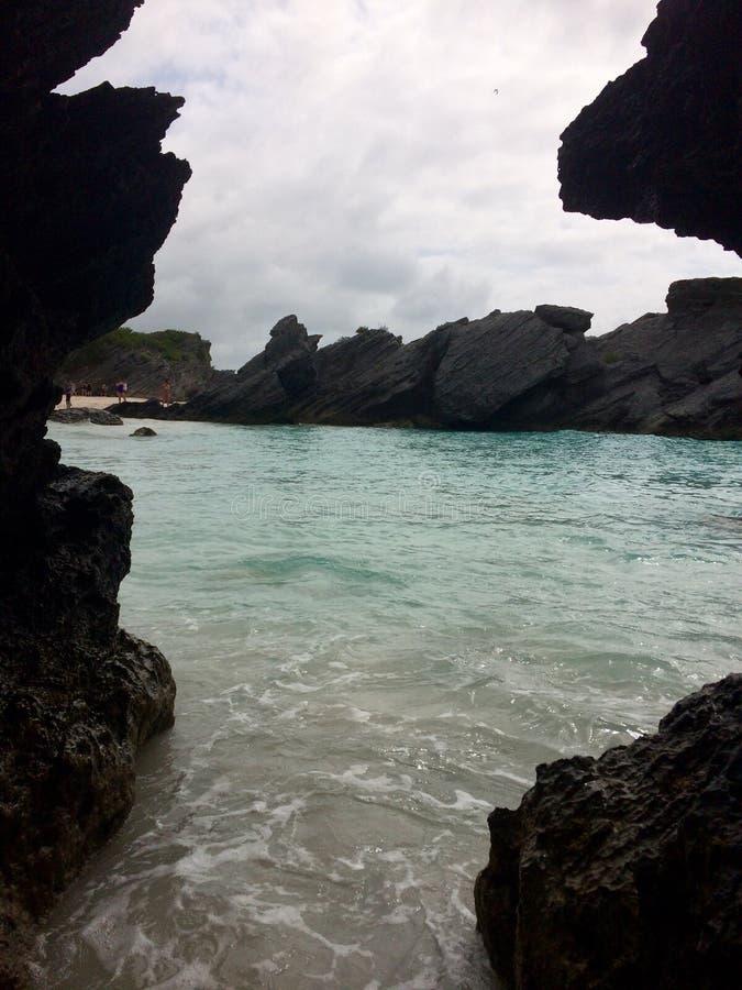 Praias de Bermuda fotos de stock royalty free