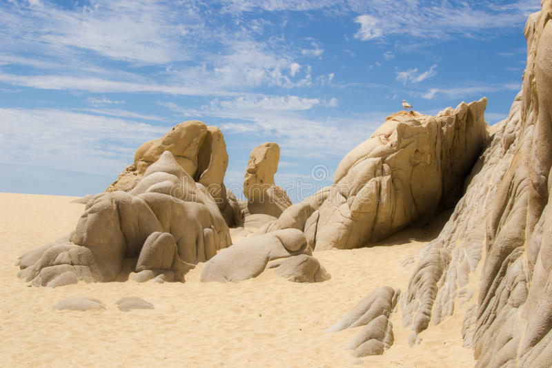 Praias de Cabo imagem de stock royalty free