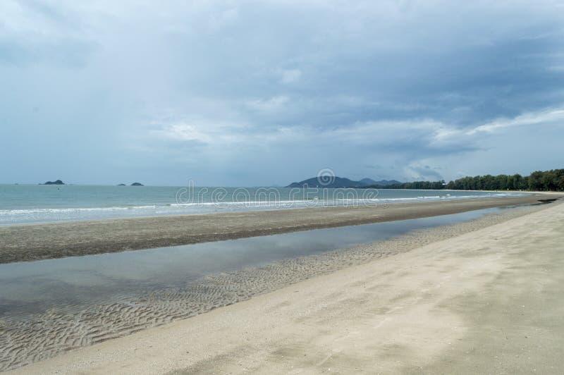 Praias de Tailândia fotografia de stock royalty free