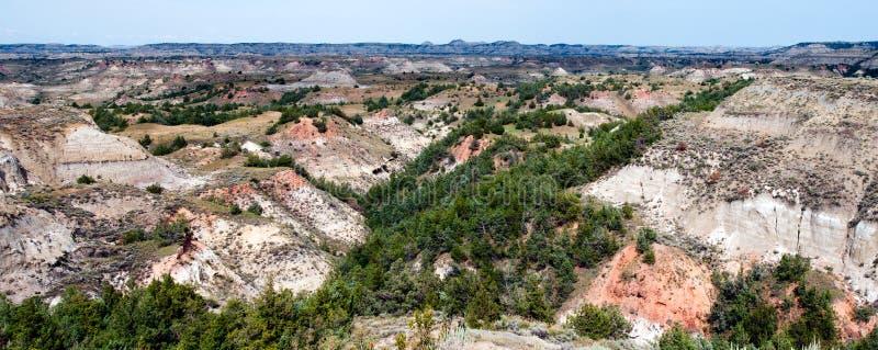 Prairie du Dakota du Nord image libre de droits