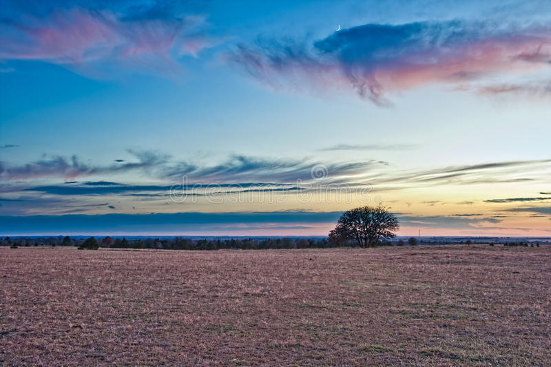 Download Prairie Sunset stock photo. Image of outside, grassland - 11884416