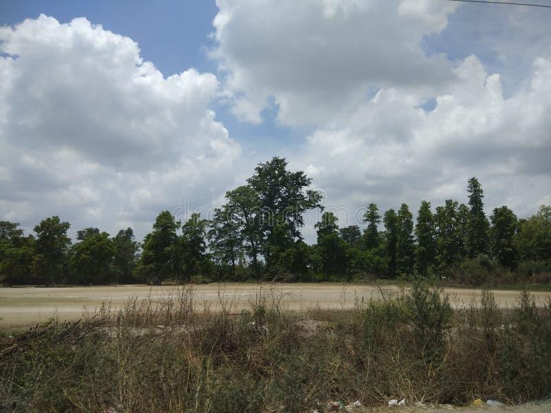 Prairies indiennes photos libres de droits