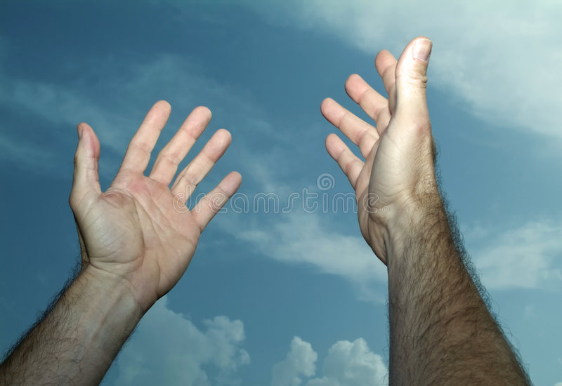 Download Praise The Lord stock image. Image of gesture, praise - 2716903