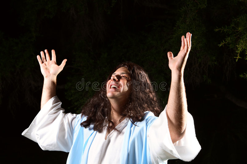 Praise the Lord stock images