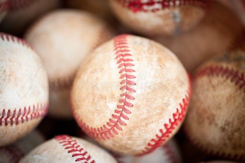 praktyka baseballe zdjęcie stock