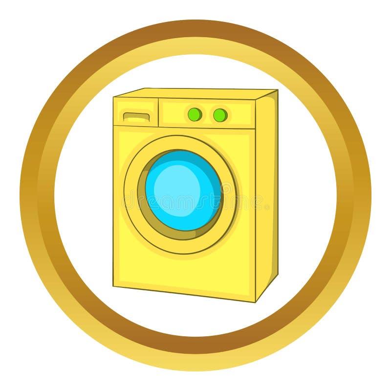 Pralki ikona ilustracji