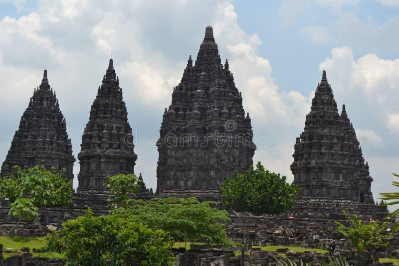 Prambanan photos libres de droits
