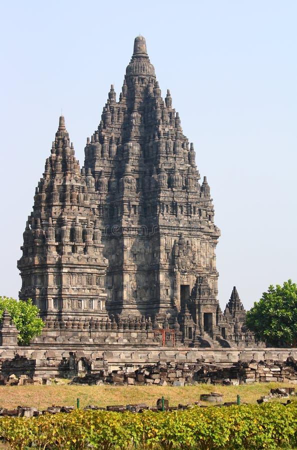 Prambanan Temple Stock Image