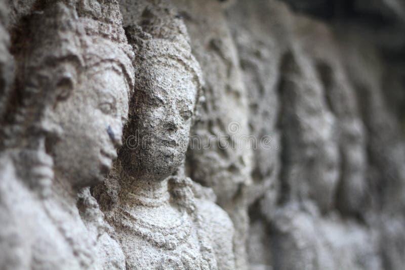 Prambanan Temple near Yogyakarta royalty free stock image