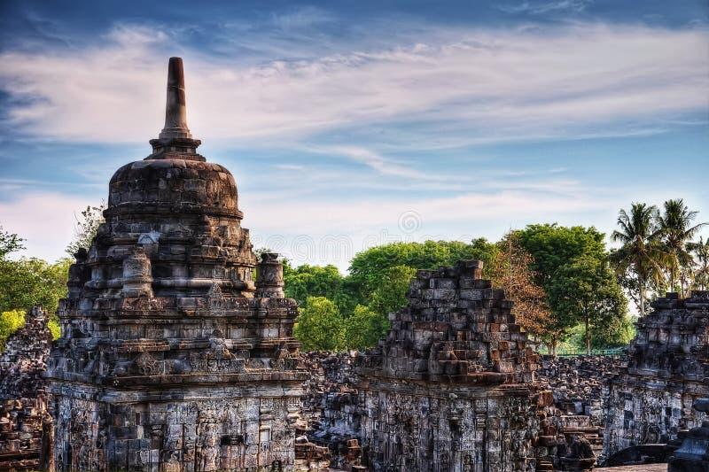 Prambanan Temple royalty free stock images
