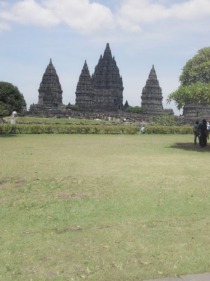 Prambanan royalty free stock photo