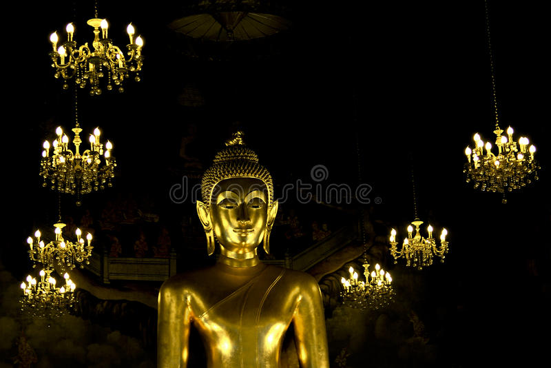 Pranakorntempel in Thailand royalty-vrije stock afbeelding
