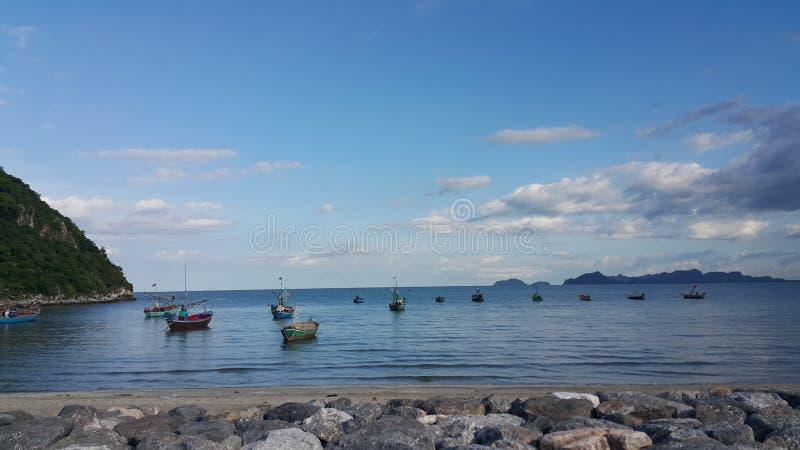 Pranburi, Thailand lizenzfreies stockfoto