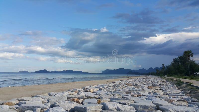 Pranburi, Thailand lizenzfreies stockbild
