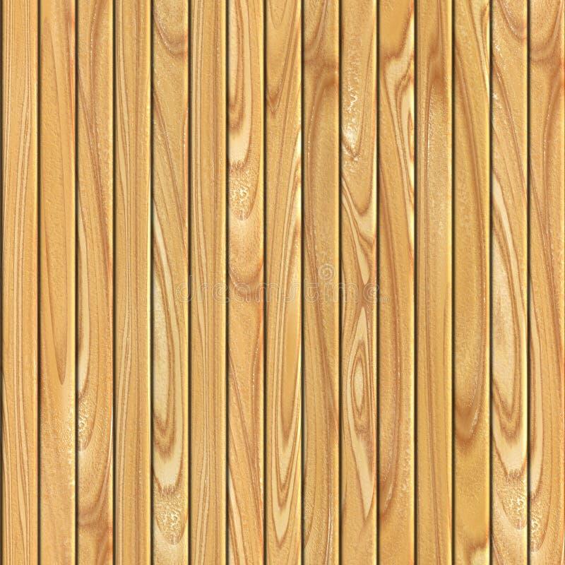 Prancha de madeira ilustração stock