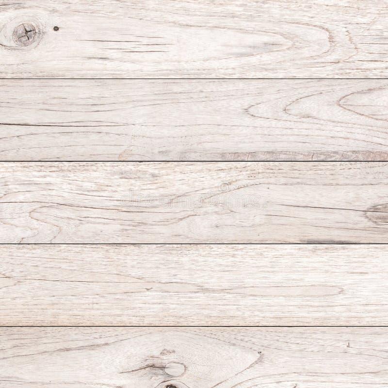 Prancha de madeira branca fotografia de stock royalty free