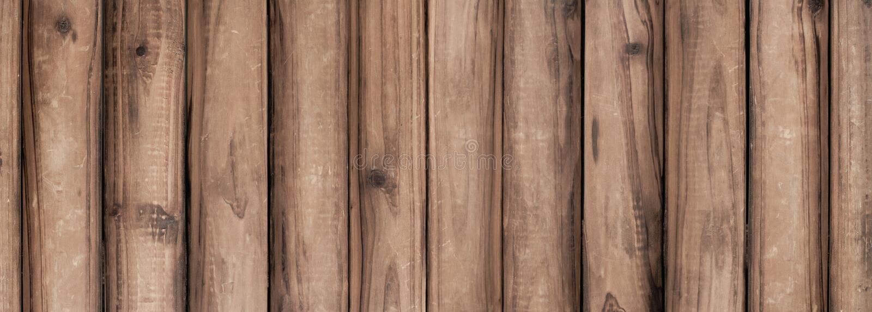 Prancha larga de Brown, fundo de madeira fotografia de stock