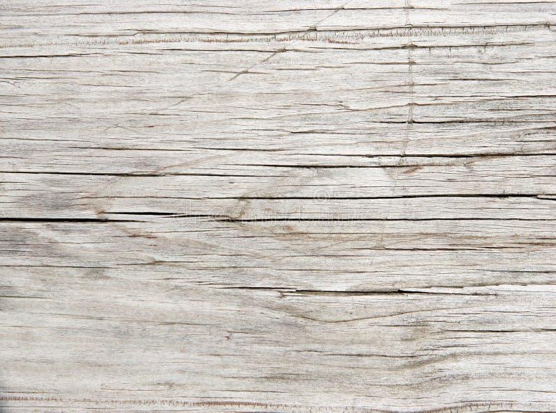 Prancha velha desvanecida do Redwood imagens de stock