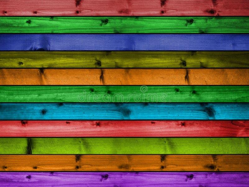 Download Pranchas coloridas imagem de stock. Imagem de velho, textura - 29833565