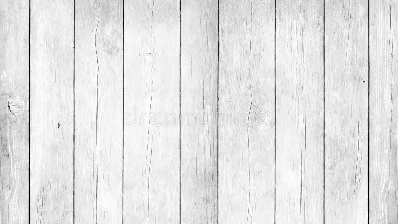 Pranchas de madeira brancas imagens de stock royalty free