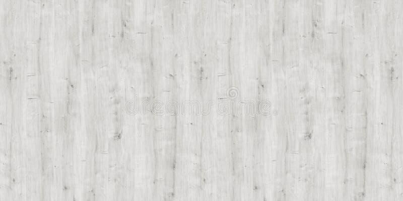 Pranchas de madeira brancas lavadas, fundo de madeira da textura foto de stock royalty free