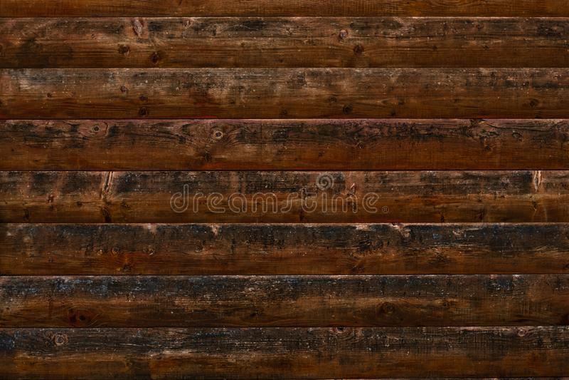 Pranchas de madeira gastos velhas E r r o imagem de stock royalty free