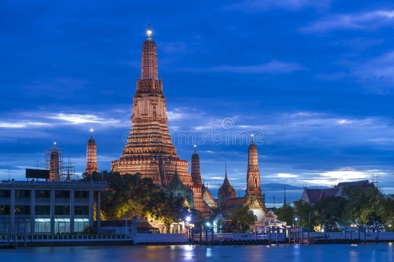 Prang van Wat Arun stock foto