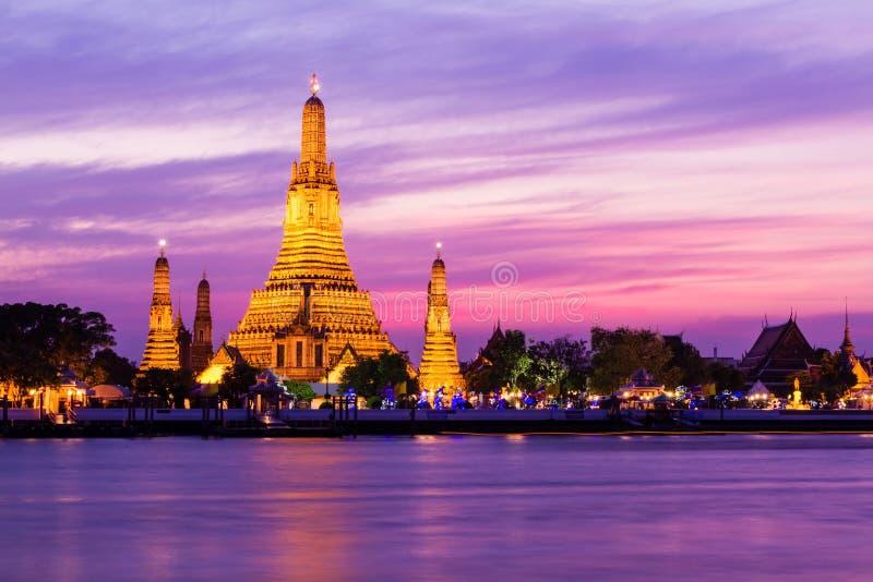 Prang Wat Arun стоковое фото