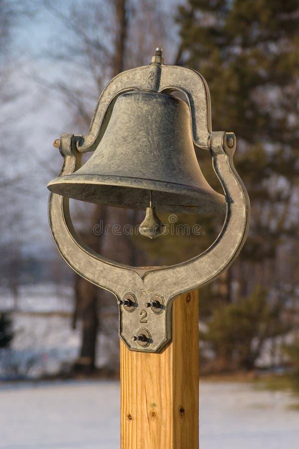 Pranzo Bell Fotografie Stock