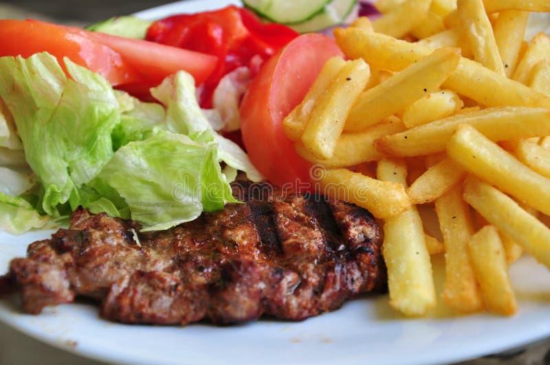 Pranzo della bistecca