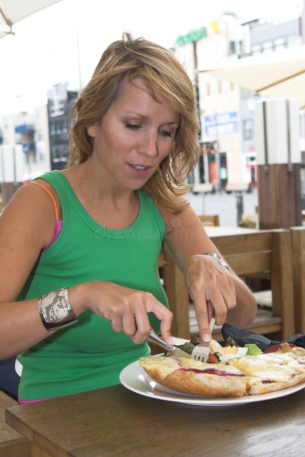 Pranzo di Harty fotografia stock