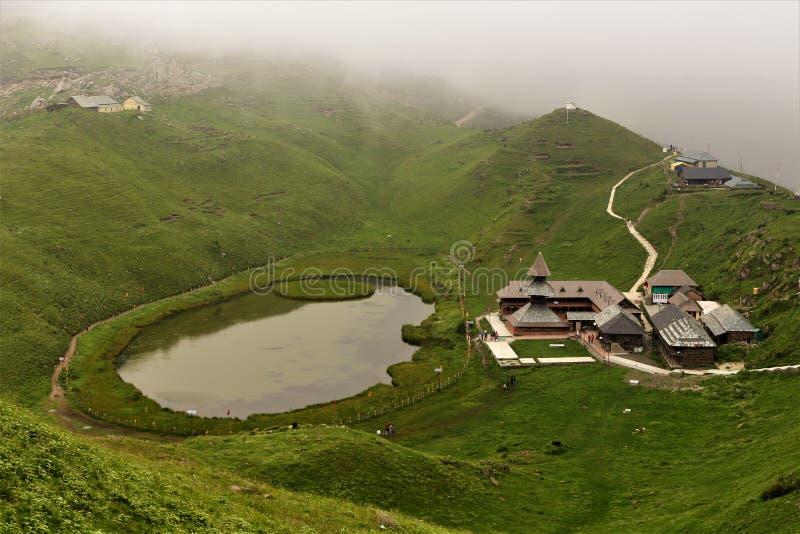 Prashar湖 库存图片