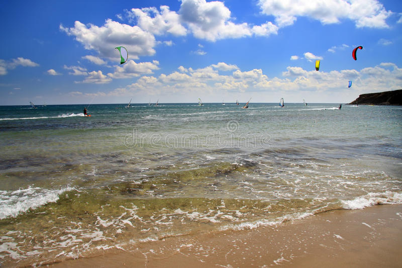 Download Prasonisi . A Windsurfing Resort. Landscape Stock Photo - Image: 23769290