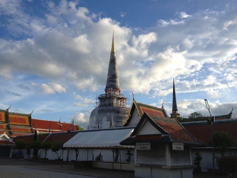 Prasrimahatad寺庙 库存照片