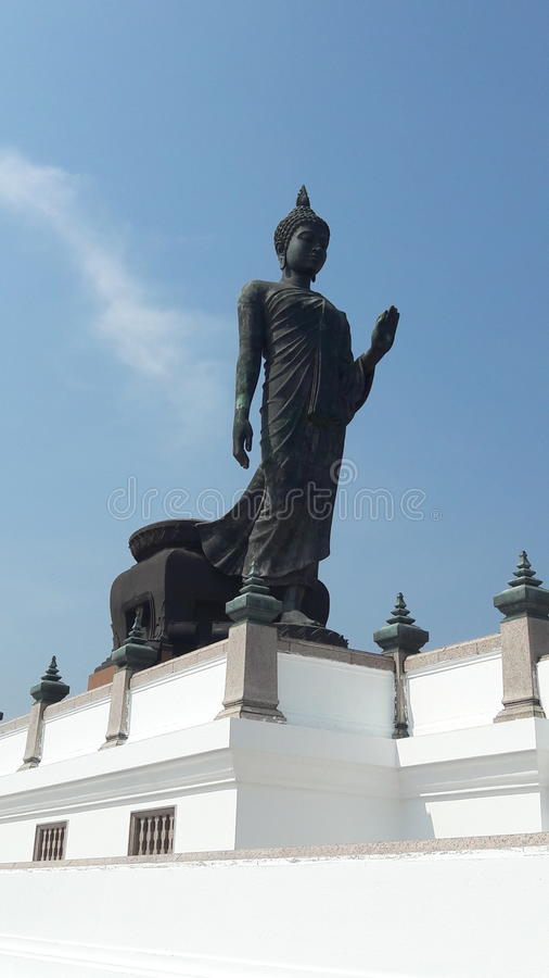 Prasrisakkayatosapholyan Prathan Buda Monthonsutas foto de archivo libre de regalías
