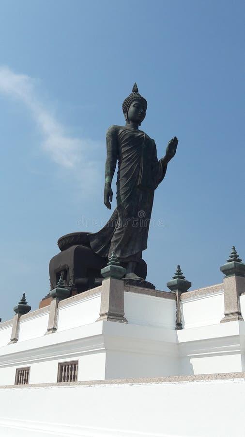 Prasrisakkayatosapholyan Prathan Buddha Monthonsutas lizenzfreies stockfoto