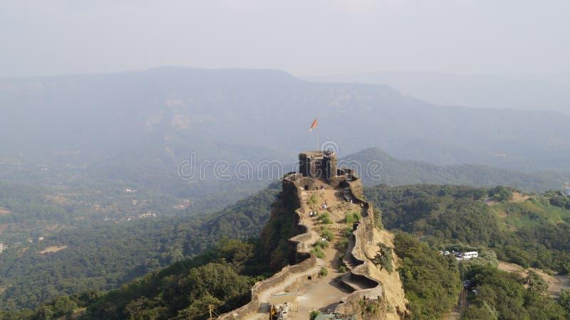 Pratap fort stock image