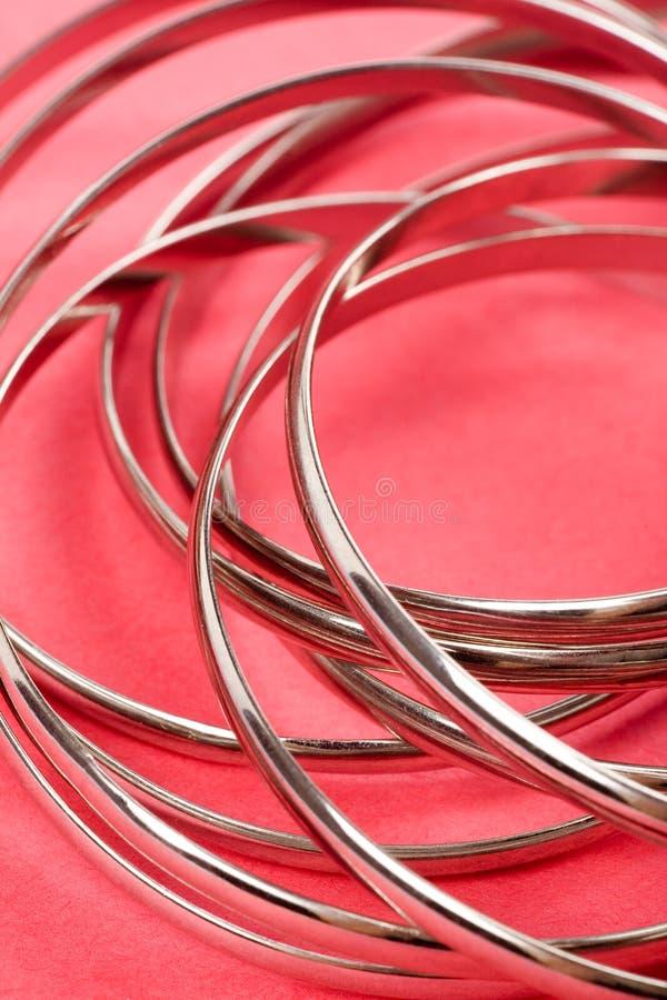 Prateie o bracelete fotos de stock royalty free